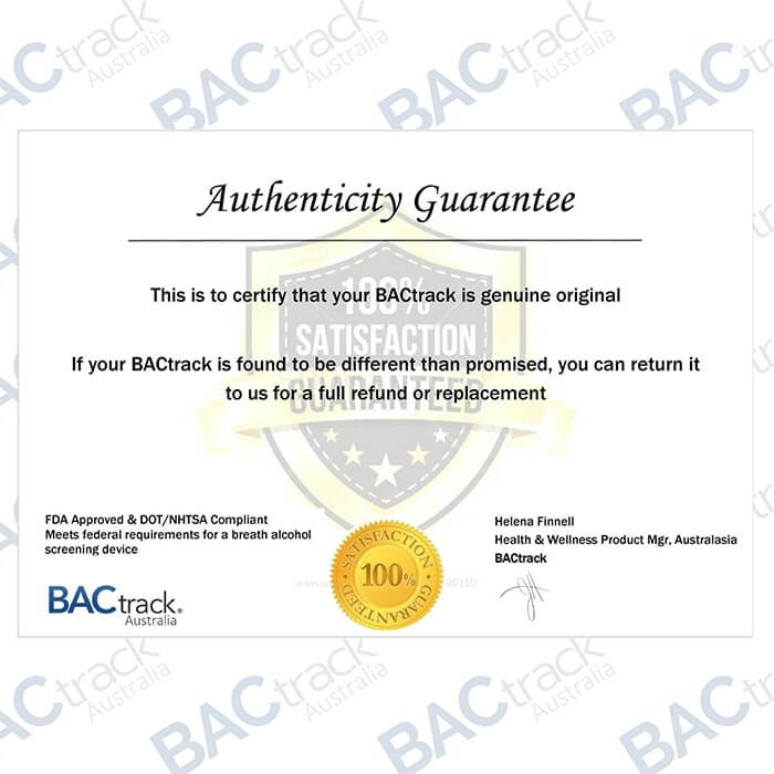 bactrack-c6-review